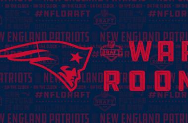 Photo: New England Patriots War Room - NFL.com