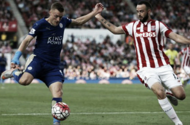 Resumen Leicester 1-1 Stoke en Premier League 2018