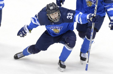 Kaapo Kakko is one of the NHL ready prospects available in the draft. (Photo: IIHF.com)