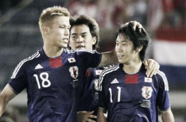 Zambia, último escalón para Japón