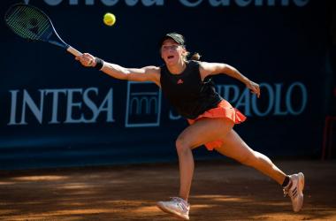 WTA Palermo: Kaja Juvan shocks Marketa Vondrousova in three sets