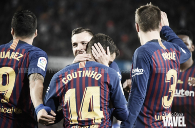 Puntuaciones FC Barcelona en la Final de SuperCopa de España