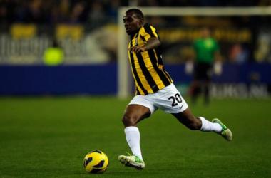 """Kakuta foi um """"décimo segundo"""" do Vitesse durante a primeira parte da temporada (Foto: Chelsea Brasil)"""