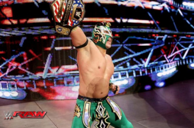 Will Kalisto become the breakout star with WWE this year? Photo:WWE
