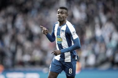 Hertha BSC suspende a Salomon Kalou