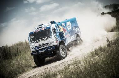 Dakar 2015: Kamaz, Kamaz, Kamaz