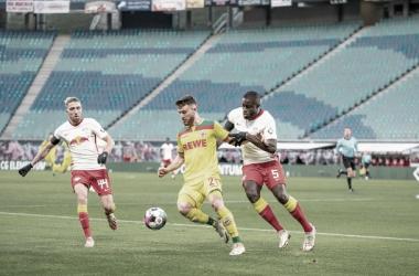 Empate sin goles entre RB Leipzig y Colonia