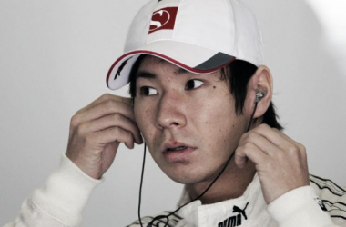 Kobayashi's best result in F1 to date was his 3rd place finish at his home Japanese Grand Prix in 2012