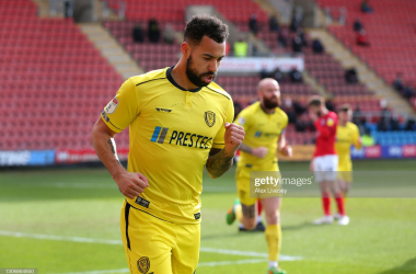 Burton Albion and their striker woes