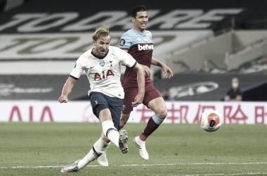José Mourinho destaca empenho de Kane, que voltou a marcar após seis meses parado por lesão
