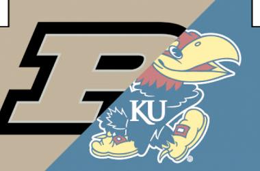 Kansas vs Purdue, prueba de fuego para los Jayhawks