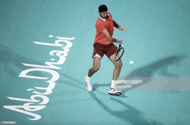 Khachanov volvió a imponerse a Thiem. Foto: Getty Images