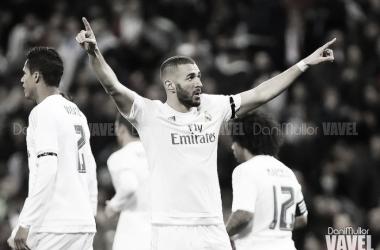 Benzema ha marcado a todos los equipos a los que se ha enfrentado en la LIga/ Foro: Dani Mullor(VAVEl)