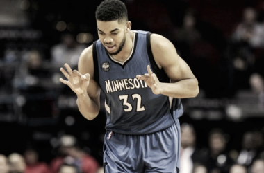 Karl-Anthony Towns   clutchpoints.com