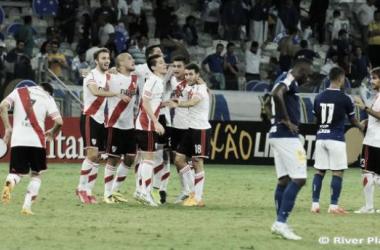 Una noche única para la vida de River (Foto: River Plate Oficial).