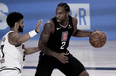 Crónica NBA: Dominio total de Clippers en el primer partido