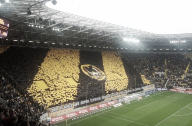 Dynamite Dynamo Dresden secure return to 2. Bundesliga