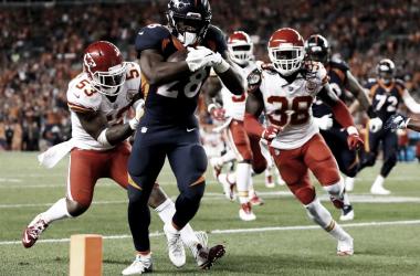 Los Chiefs son uno de los dos equipos que no han perdido // Foto: NFL Network