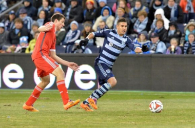 Sporting KC Host San Jose For Fourth Game In 12 Days