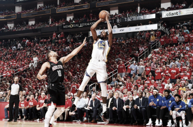 Kevin Durant. Fonte: NBA/Twitter