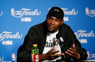NBA - Kevin Durant n'ira pas à la Maison Blanche