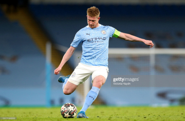 Photo by Victoria Haydn/Manchester City FC via Getty Images
