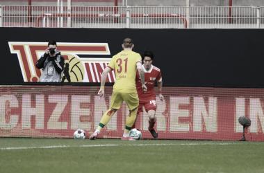 Union Berlin vira contra o Colônia e segue sonhando com Europa League