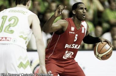 Aunque sea por un corto tiempo, Kelati dará la veteranía buscada por cualquier equipo (imagen: FIBA).
