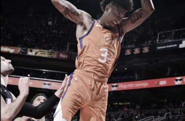 Kelly Oubre podría perderse la vuelta de la NBA