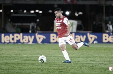 Kelvin Osorio. Fotografía futbolete.com
