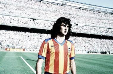 El gol hecho arte, Mario Alberto Kempes