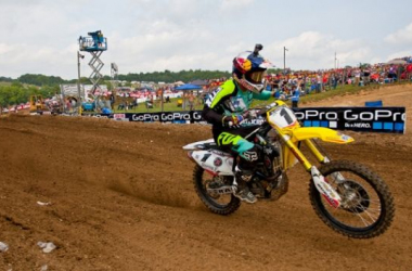 Photo: Matt Rice / ProMotocross.com