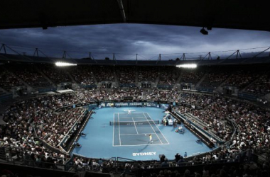 Foto: Ken Rosewall Arena (Tennis Net)
