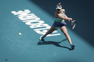 Kenin surpreende Barty e avança à primeira final de Slam no Australian Open