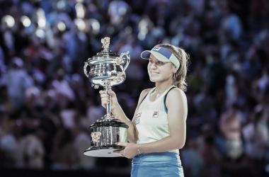 Kenin, campeona del Australian Open 2020