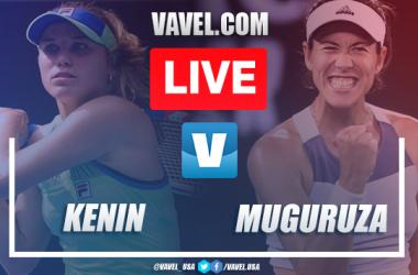 Kenin vs Muguruza Live Stream and Score in Australian Open Final (2-1)