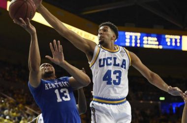 #1 Kentucky Wildcats Lose To UCLA Bruins In Major Collapse