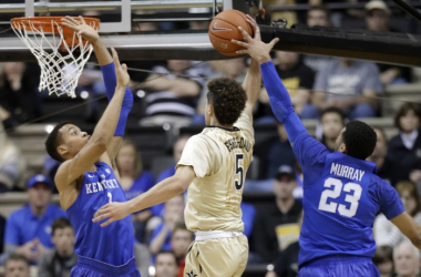 Kentucky Wildcats Cold Second Half Spells Disaster Against Vanderbilt Commodores