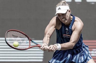 Angelique Kerber venceu Anna Blinkova no WTA 250 de Bad Homburg 2021 (WTA / Divulgação)