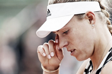Kerber failed to live up to her billing (Source: focus.de)