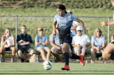 Sam Kerr named NWSL Player of the Month for May | Source: Sky Blue FC - Robyn McNeill