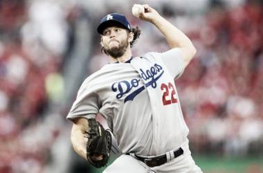 Kershaw y Dodgers se imponen a Nacionales por la final Divisonal