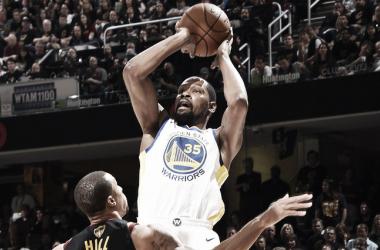 Kevin Durant habla sobre las criticas (Vía: NBA)