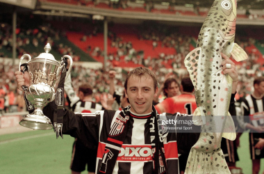 Exclusive: Kevin Donovan on Grimsby Town's Wembley double in 1997/98 season