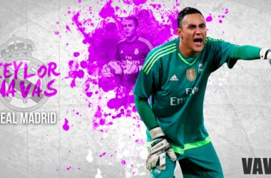 Real Madrid 2016/17: Keylor Navas
