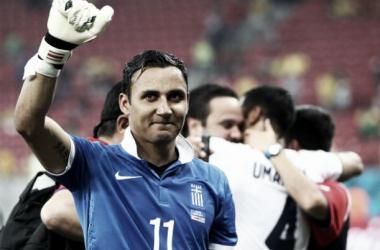 Melhor em campo, Keylor Navas admite orgulho pela campanha na Copa do Mundo