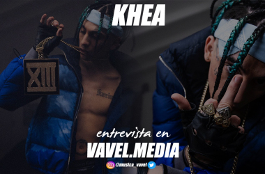 """Entrevista. Khea: """"Una palabra que busco para que la gente se refleje y la familiaricen con mi música es versatilidad"""""""