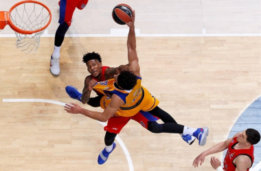 Turkish Airlines Euroleague - Il Khimki si porta a casa gara-3 con il CSKA, riaprendo la serie