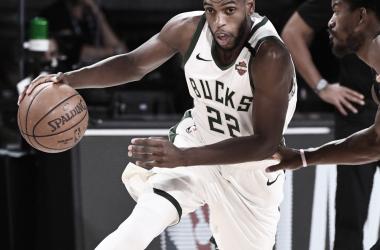 CRÓNICA NBA: Unos Bucks sin Anteto tiran de orgullo y evitan la barrida