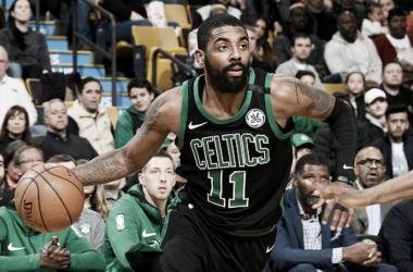 Kyrie Irving. Fonte: Boston Celtics.com